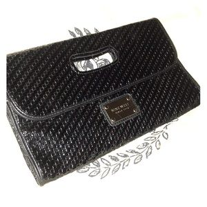 Nine West Woven Clutch
